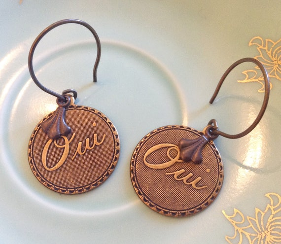 Oui! Earrings