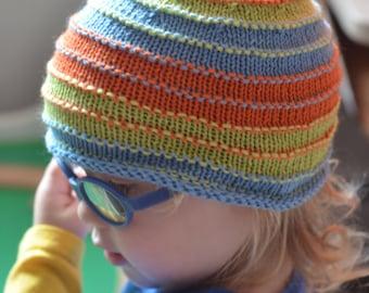 Colorful Elf Hat 6-12 months