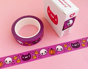 Spoopy Halloween Washi Tape