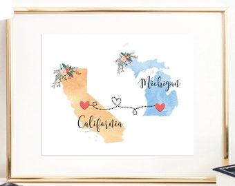 california michigan etsy california michigan etsy