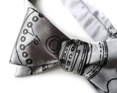 Enigma Bow Tie. Encryption Machine Schematic Patent Drawing. Cryptography, Alan Turing, Gift for hacker, computer science, Bitcoin, crypto.