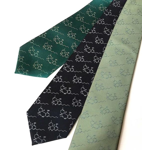 Unisex Men/'s Ties Skinny Satin Party Wedding Tie Neck Tie Cannabis//Weed Leaf