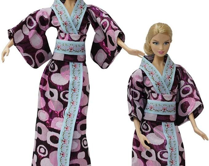 Barbie Japan Style Kimono (gown)