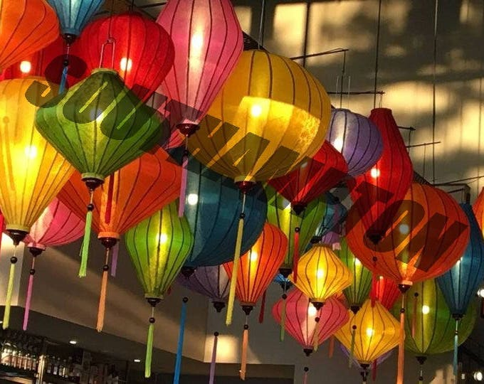 Digital Photo of Lanterns   Download