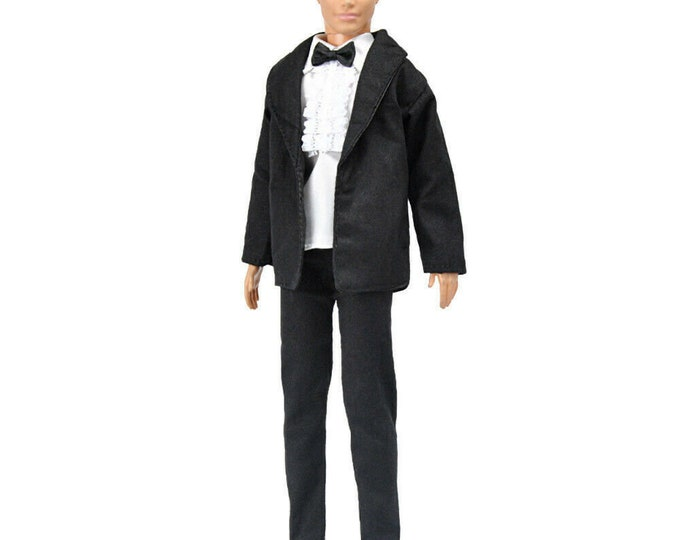 Formal Suit Outfit  for Barbie's Boyfriend