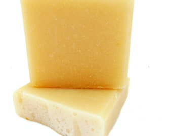 Sea Moss Soap    Handmade Soap   Vegan Soap    92 Mineral Soap