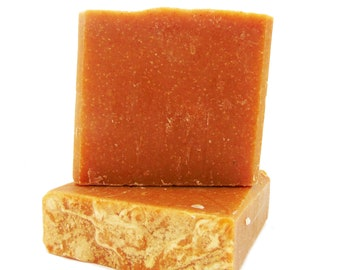 Turmeric Handmade Soap   Even Skin Soap   Body & Face Soap