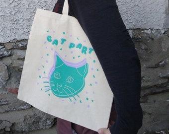 Cat Party! Tote Bag