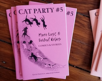 Cat Party #5