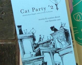 Cat Party #2