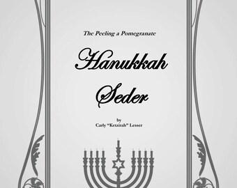 Hanukkah Seder Haggadah  PDF