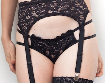 0aa84f5be Inquietude Garter Belt