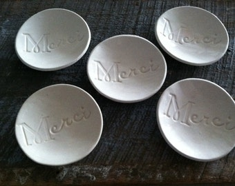 Wedding Favors, Wedding Favors For Guests, Ceramic Wedding Favors, Ring Dish Wedding Favors, Corporate Gifts,  50 Thank you Gifts
