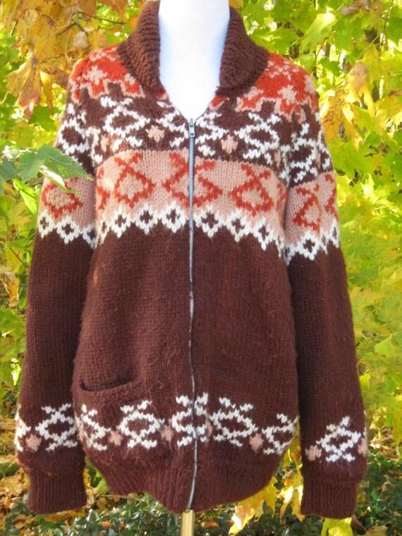 Vintage Sweater/70s Sweater/Boho Sweater/ Sweater