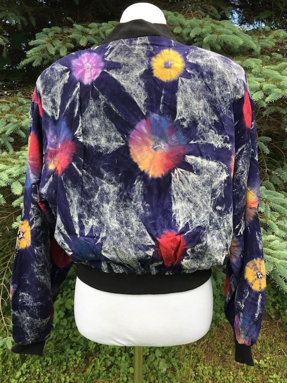 NWT Vintage Jacket/ Vintage Boho Jacket/  Vintage… - image 5