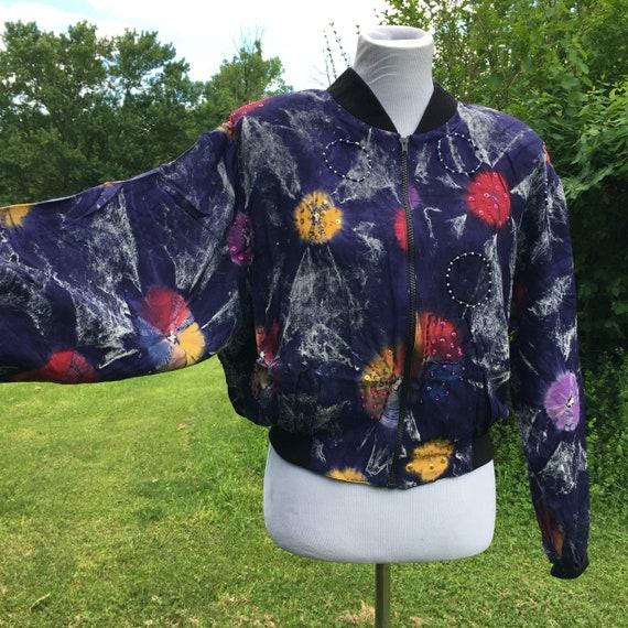 NWT Vintage Jacket/ Vintage Boho Jacket/  Vintage… - image 4