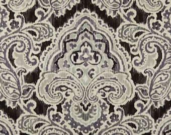 Waverly Ikat Fabric Material Hadley 2.5 Yards