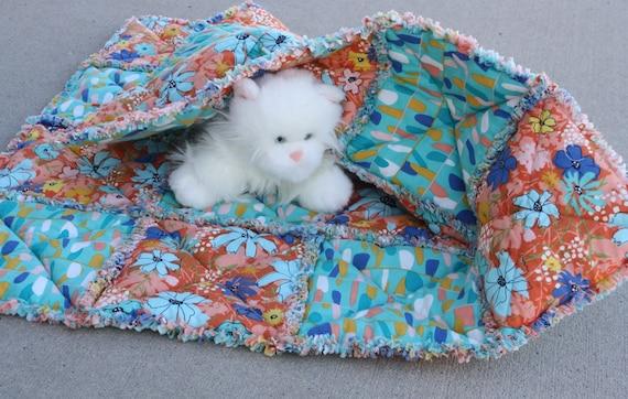 d3e8ba824a29c Large Pet Blanket, Pet Supplies, Pet Bedding, Cat Blanket, Dog Blanket, Cat  Quilt, Dog Quilt, Handmade Pet Bed, Washable Pet Bedding, Catnip