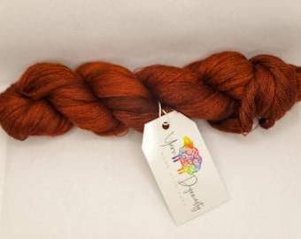 Red Maple - Wisp - Laceweight Yarn