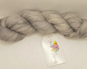 Doves Cry - Wisp - Laceweight Yarn