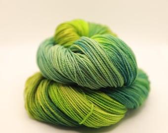 Sea Grass - Double Dutch - Fingering/Sock