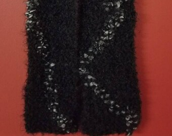 Black Cloud Scarf