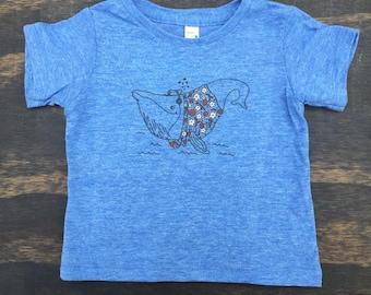 Disco Whale Shirt