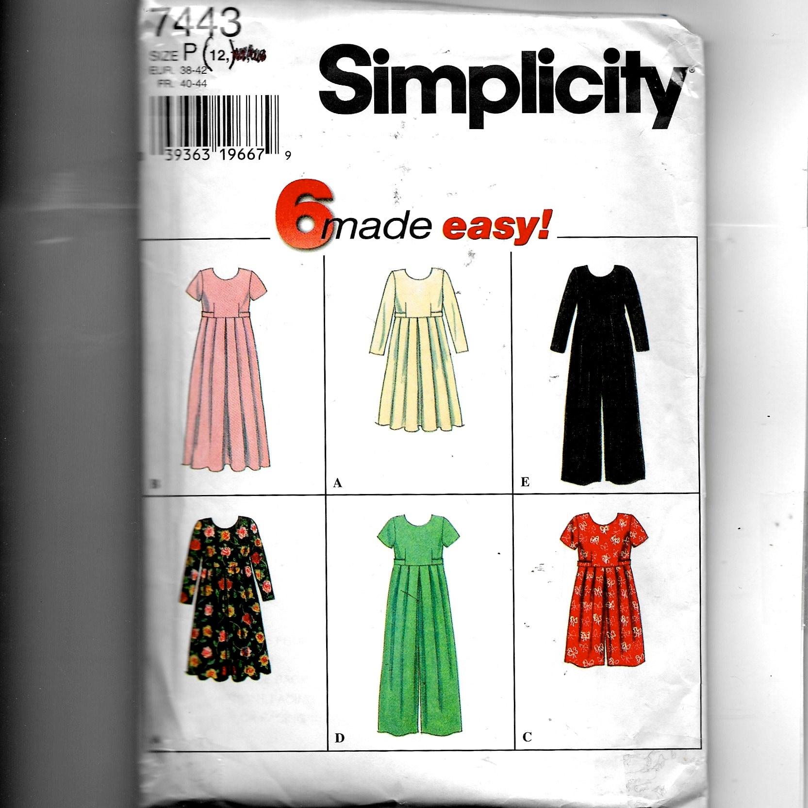 Simplicity Jumpsuit Pattern Cool Ideas