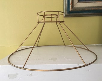 Lamp shade frame etsy popular items for lamp shade frame greentooth Choice Image