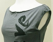 Evolve Asphalt Tshirt Dress