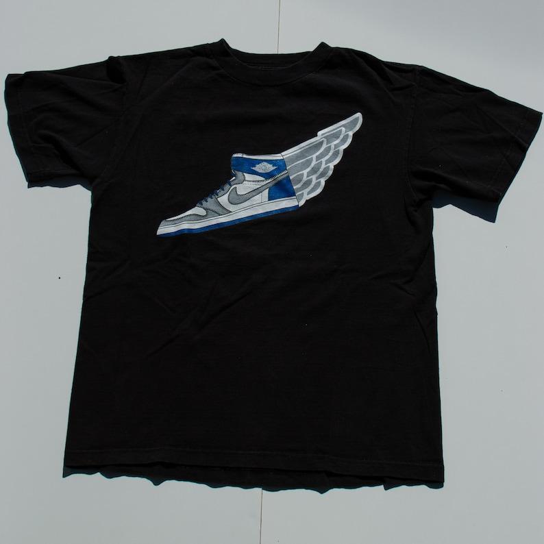 b686e8f17836 Vintage Nike Air Jordan Tee