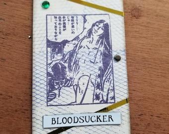 Bloodsucker Vampire Tag