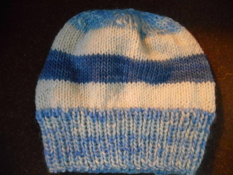 91ae6d80474 Hand knit knitted organic merino cormo Malabrigo wool hand