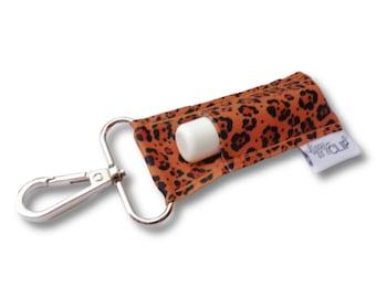 Cheetah LippyClip® Lip Balm Holder