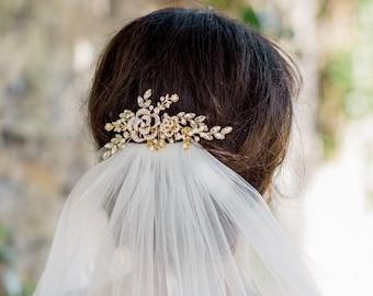 1852b78cfb40c Wedding Jewelry & Wedding Hair Accessories. by JulesJewellery
