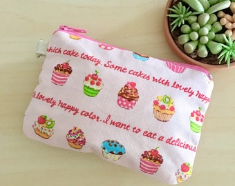 ON SALE Everyday Cupcake MiniZ Pink