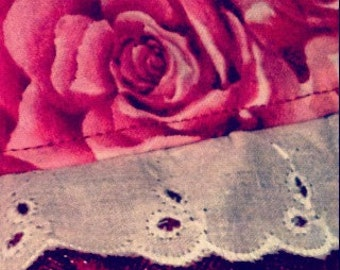Stop & Smell the Roses... Simple EVERYDAY -SKiRT- PERFECT for LaYeRiNg... Ready2Ship
