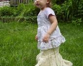 CUSTOM .... eco HiPPie BaBy -HeMP- PeTTiCoaT-BLooMeR -PaNTs- BOHO... Handmade kids