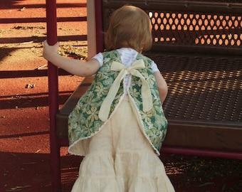 CUSTOM Made To Order.... eco HiPPie BaBy -HeMP- PeTTiCoaT-BLooMeR -PaNTs- BOHO... Handmade Kids