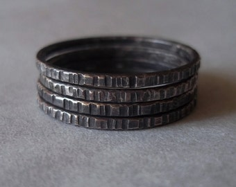 Tiny Stoneless Stackers - Set of 4