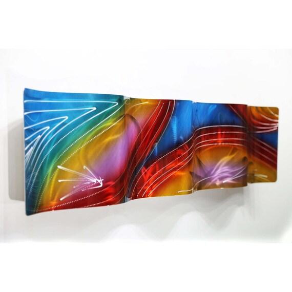 Colorful Metal Wall Art