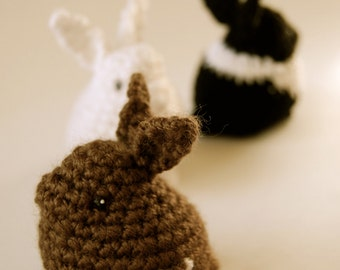 PDF CROCHET PATTERN - Bunny Nuggets