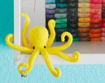 PDF CROCHET PATTERN - Octopus