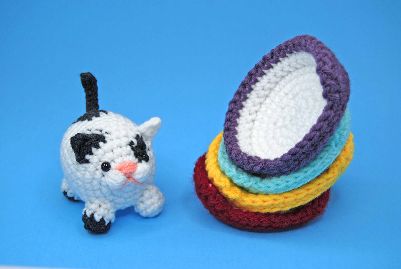 Cat Amigurumi Crochet Tutorial - YouTube | 2016x3000