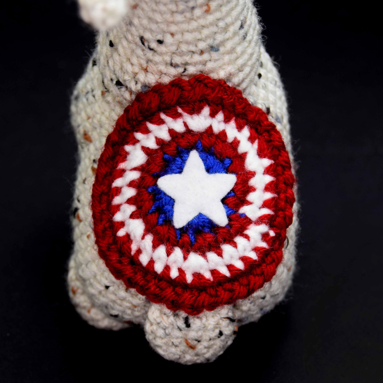 Free Crochet Llama Toy Pattern | The WHOot | 3000x3000