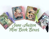 Jane Austen Mini Book Par...
