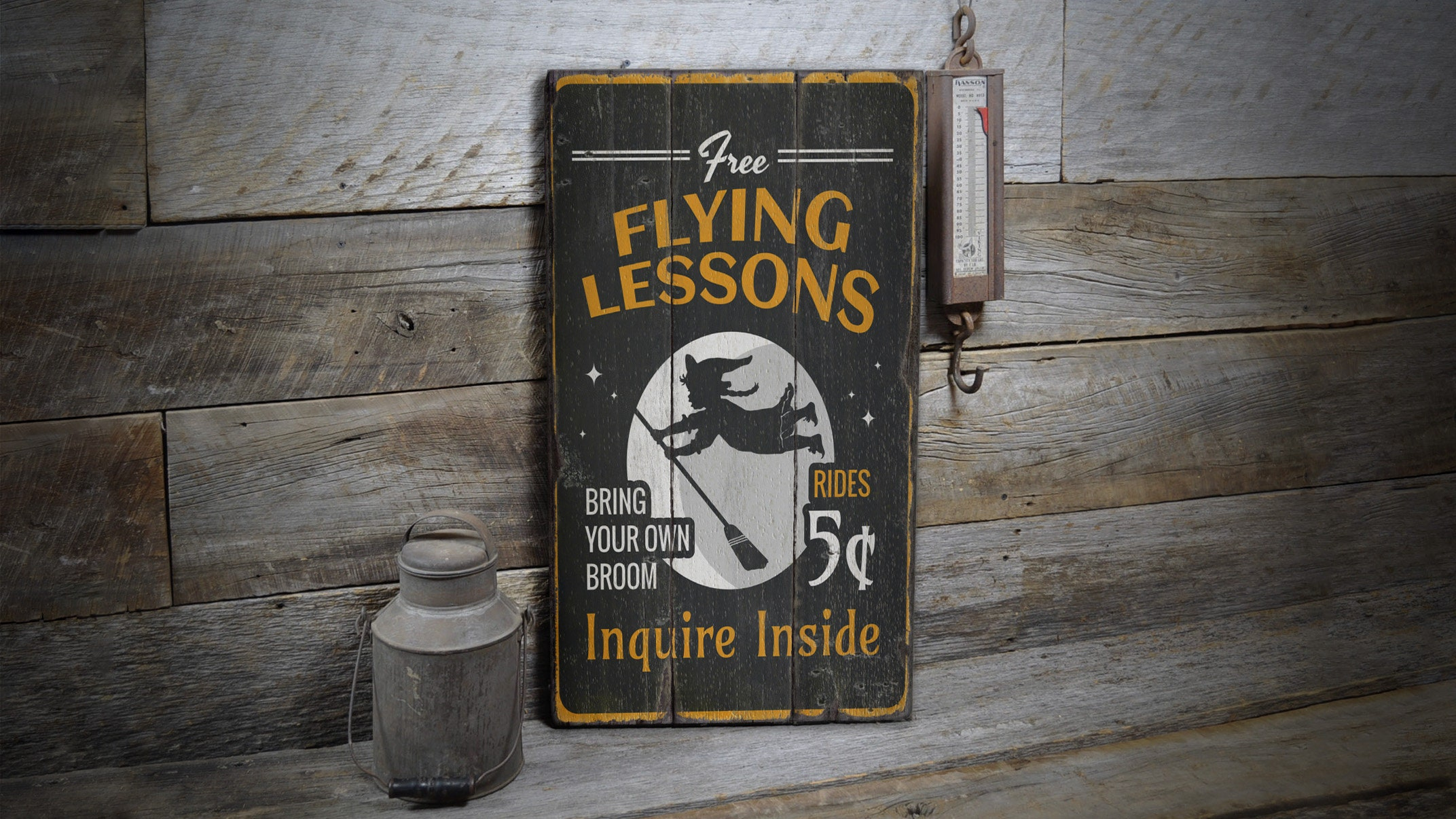 Wondrous Broom Lesson Sign Witches Sign October House Sign Wood Scary Decor Halloween Decor Wood Sign Rustic Hand Made Vintage Wooden Decor Download Free Architecture Designs Philgrimeyleaguecom