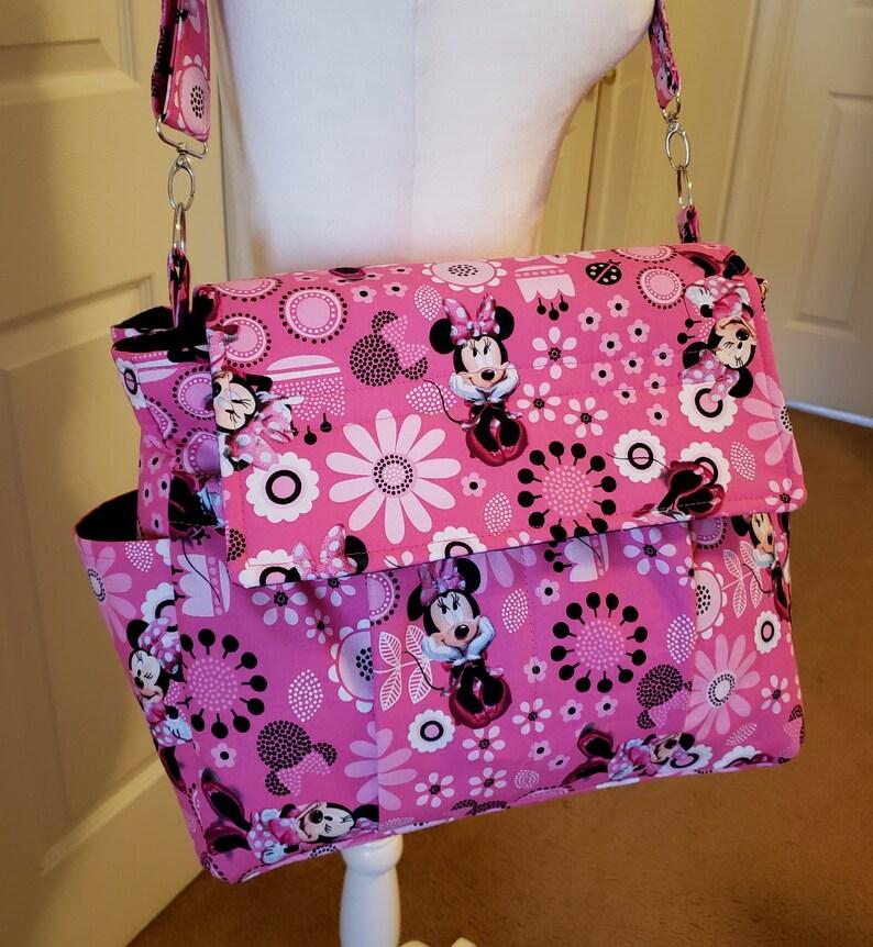 Minnie Diaper Bag
