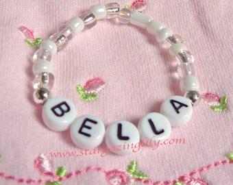 Baby Id Bracelet Etsy