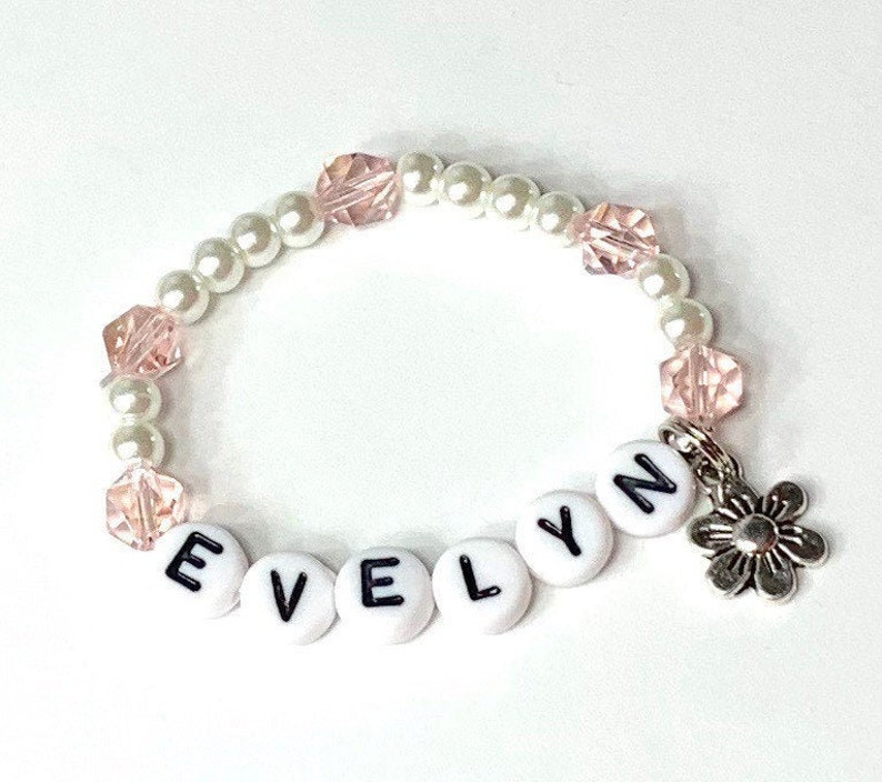 Newborn Baby Bracelet. Available in Infant or Toddler size. image 0